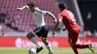 Emoción y goles en la despedida del Valencia de la Colonia Cup