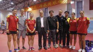 Éxito del Champions of Spain en Shanghai