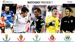 Passion also returns to Liga Adelante