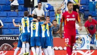 El Espanyol se impone a un insistente Getafe