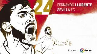 Llorente vuelve a LaLiga, donde marcó 81 goles dentro del área