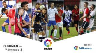 Numancia, Alavés y Osasuna demuestran su fortaleza en la Liga Adelante