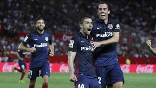 Atletico conquest the Sanchez Pizjuan