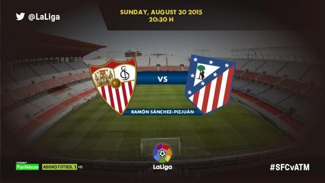 Sevilla FC – Atlético Madrid: Play by play