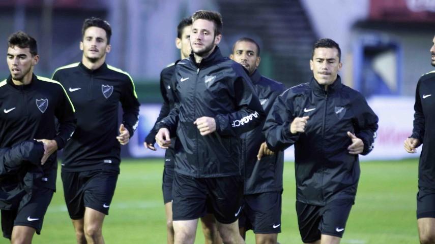 El Málaga despide su gira ante el histórico Peñarol