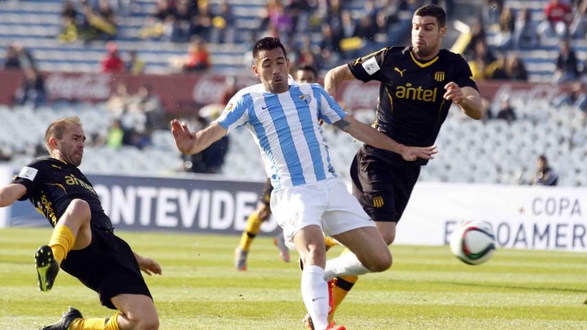 La Gira LFP World Challenge del Málaga, en redes sociales
