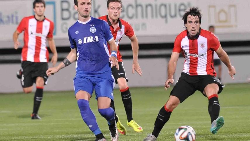 El Athletic se acerca a la UEFA Europa League