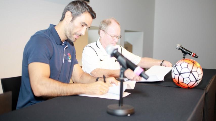 LaLiga y US Club Soccer rubrican un acuerdo de colaboración