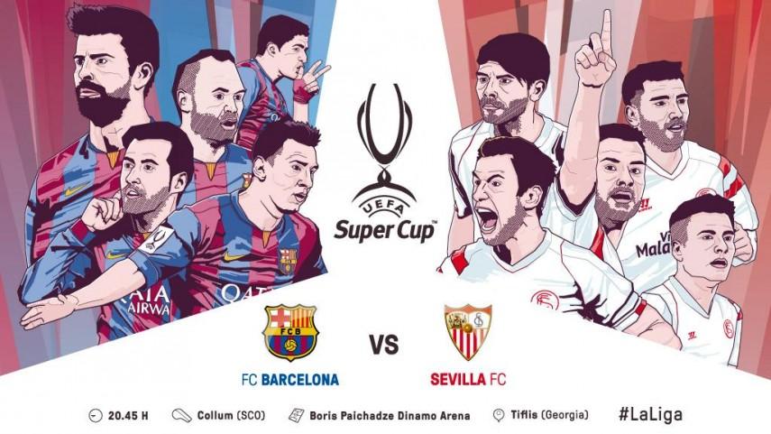 FC Barcelona y Sevilla FC se juegan el trono europeo