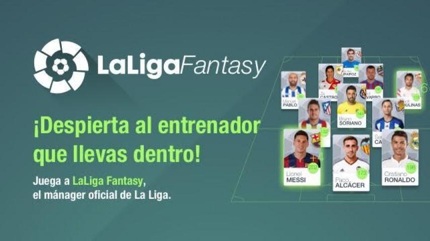 LaLiga lanza su Fantasy oficial