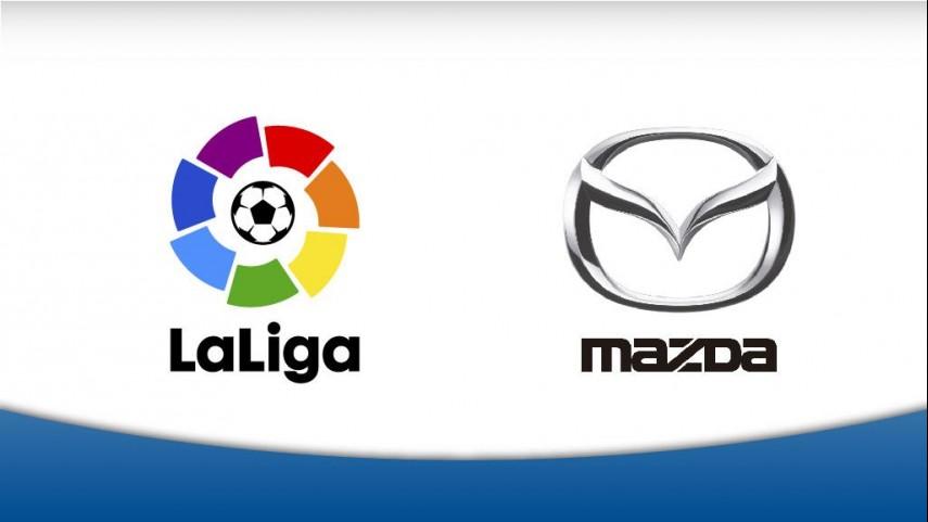 Mazda, nuevo patrocinador oficial de LaLiga