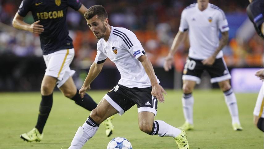 El Valencia da el primer paso ante el Mónaco