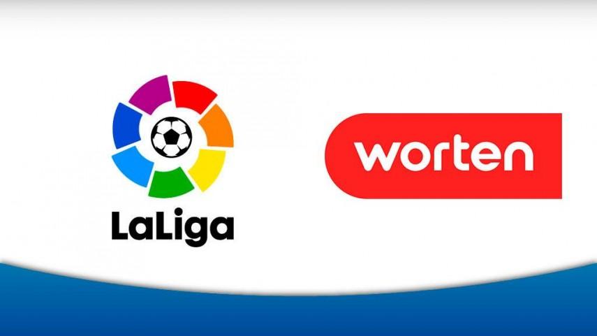 Worten, proveedor oficial de LaLiga para la temporada 2015/16