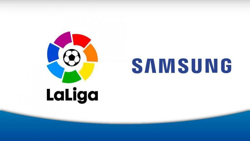 Samsung España, patrocinador oficial de LaLiga para la temporada 2015/16