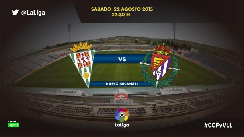 Córdoba y Valladolid se reencuentran en la Liga Adelante
