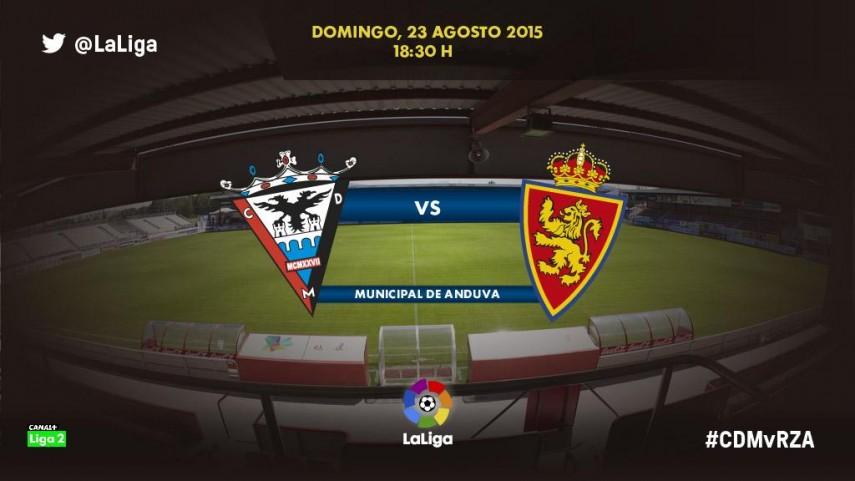 El Mirandés examina la renovación del Zaragoza