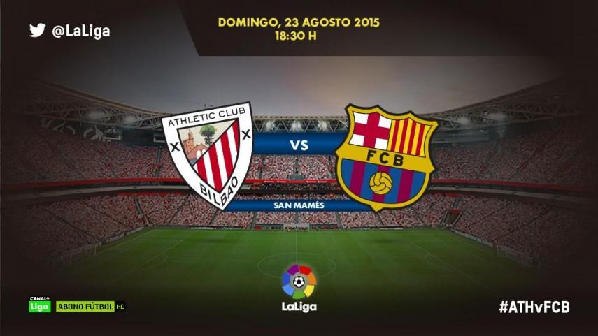 El Barcelona buscará revancha en San Mamés