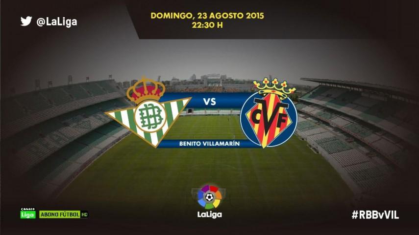 El Benito Villamarín vuelve a disfrutar de la Liga BBVA