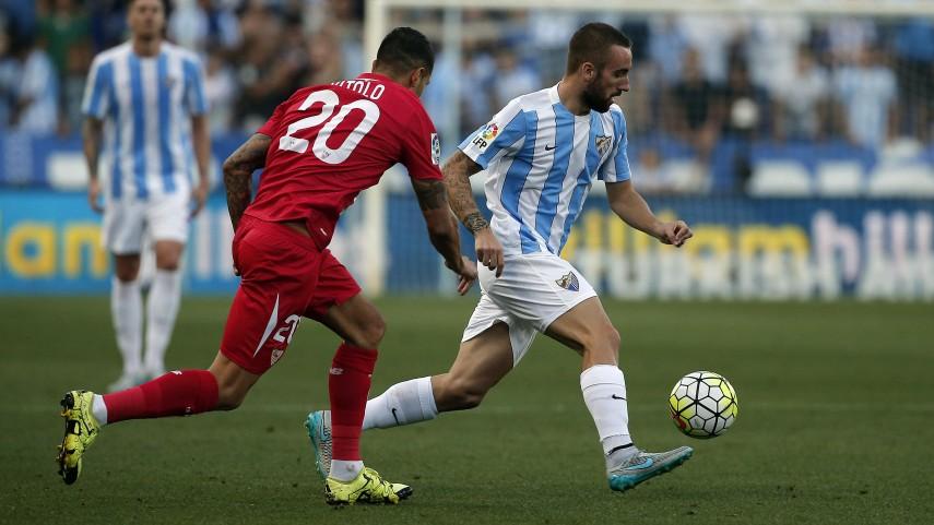 LaLiga arranca con un vibrante empate en La Rosaleda