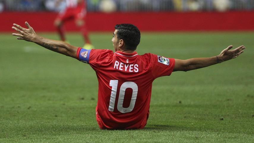 Dorsales oficiales del Sevilla FC para la temporada 2015/16
