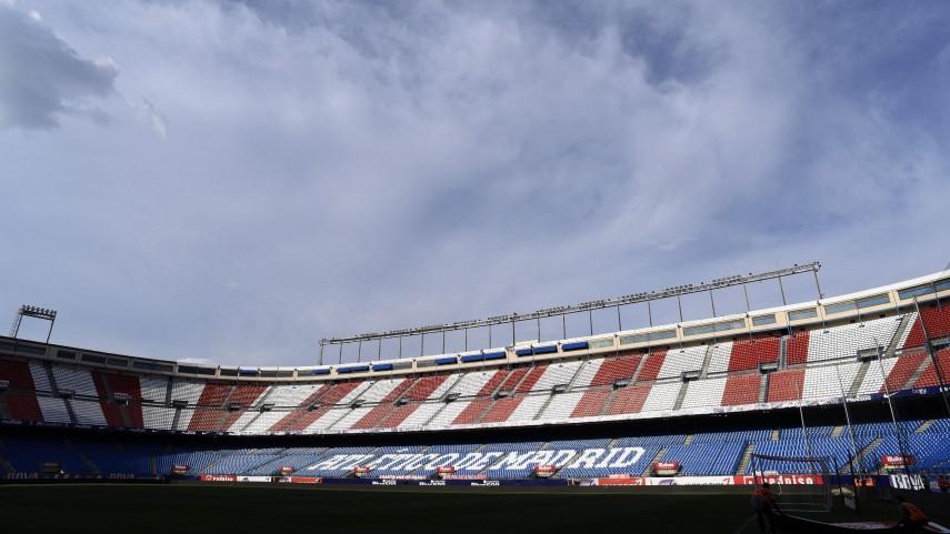 Visita al Museo y al Estadio Vicente Calderón