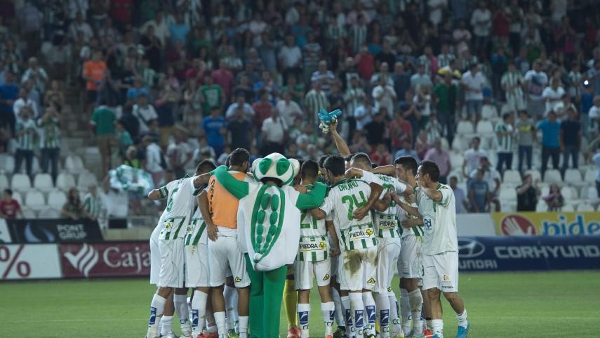 Dorsales oficiales del Córdoba CF para la temporada 2015/16