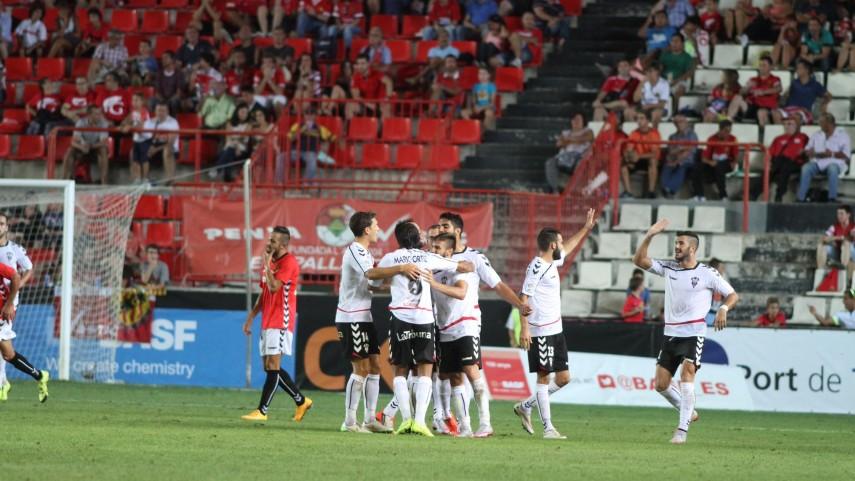 Dorsales oficiales del Albacete Balompié para la temporada 2015/16