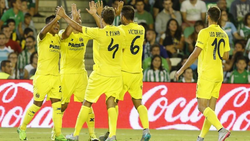 Dorsales oficiales del Villarreal CF para la temporada 2015/16