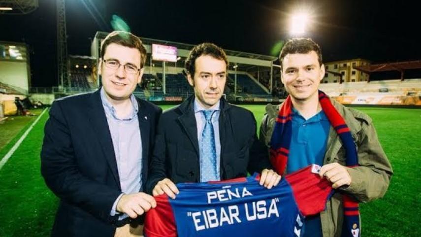 Conoce a la primera peña del Eibar en Estados Unidos