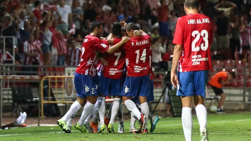 Dorsales oficiales del Girona FC para la temporada 2015/16