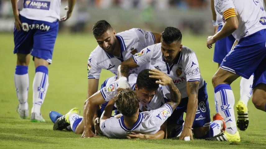 Dorsales oficiales del R. Zaragoza para la temporada 2015/16