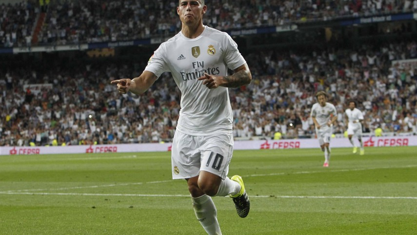 El Real Madrid se exhibe ante el Betis