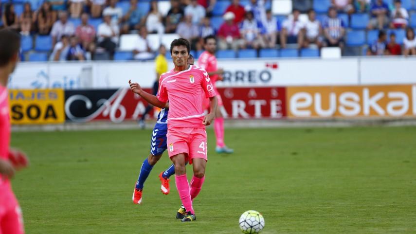 Dorsales oficiales del R. Oviedo para la temporada 2015/16