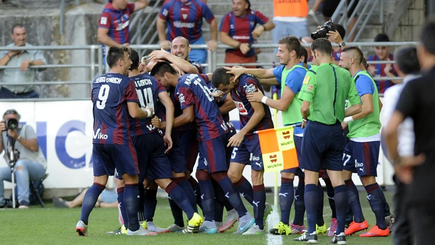 El Eibar acaba con el Athletic y sigue en racha