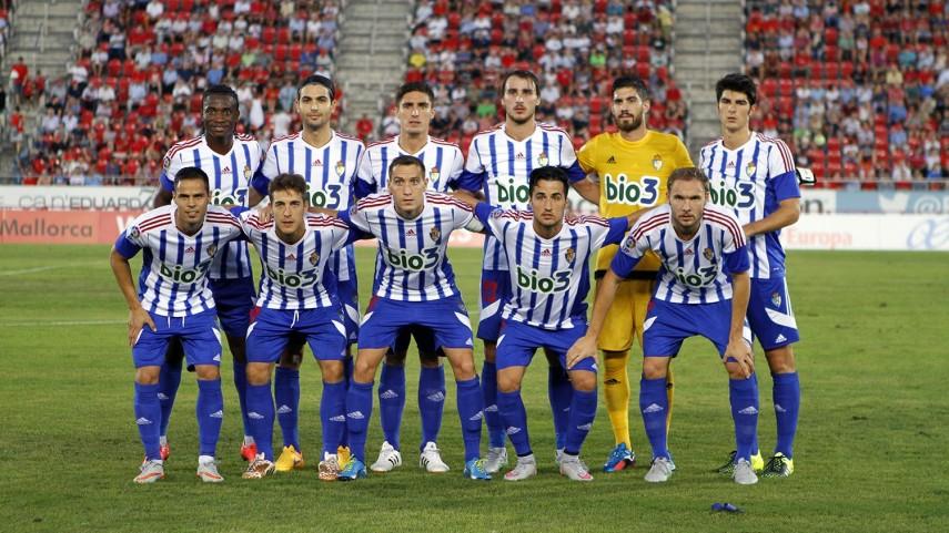 Dorsales oficiales del SD Ponferradina para la temporada 2015/16