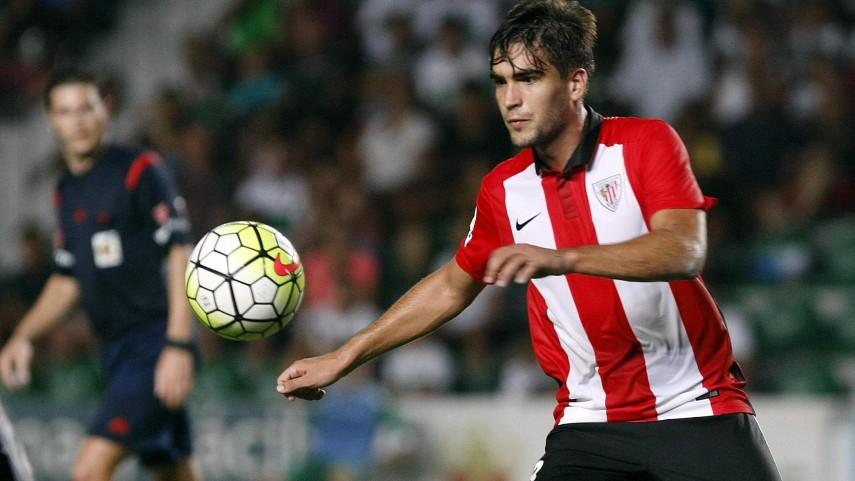 Dorsales oficiales del Bilbao Athletic para la temporada 2015/16