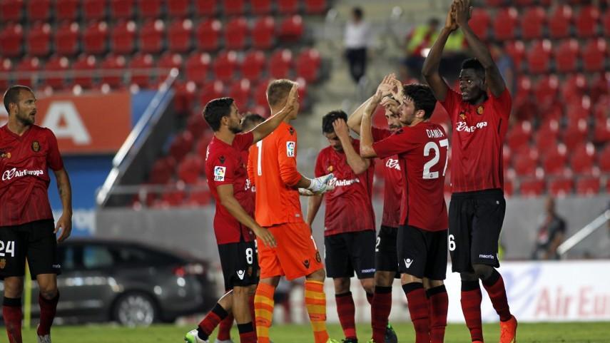 Dorsales oficiales del RCD Mallorca para la temporada 2015/16