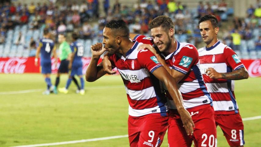 El Granada suma sus primeros tres puntos a costa del Getafe