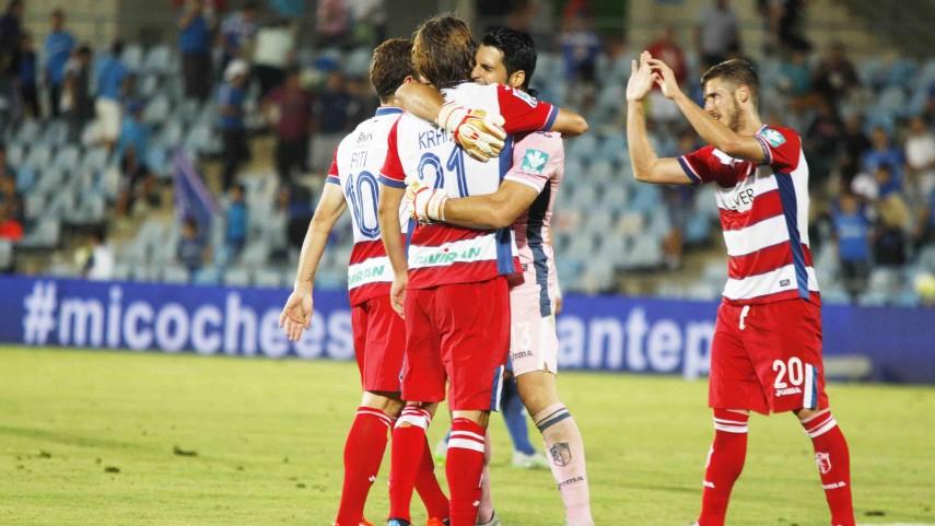 Dorsales oficiales del Granada CF para la temporada 2015/16