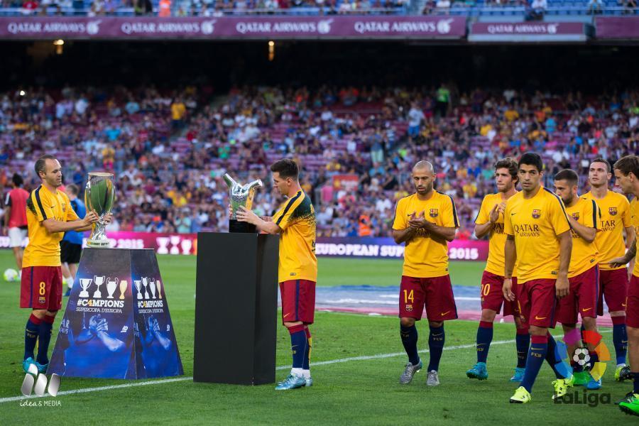 بارسلونا 1 - 0 مالاگا / دومین برد بارسا رقم خورد