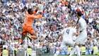 Real Madrid couldn't overcome Kameni
