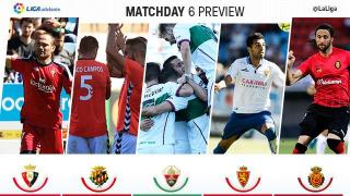 Gimnastic and Elche aiming to get Osasuna's first place in Liga Adelante