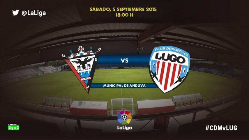 El Lugo quiere seguir creciendo en Anduva