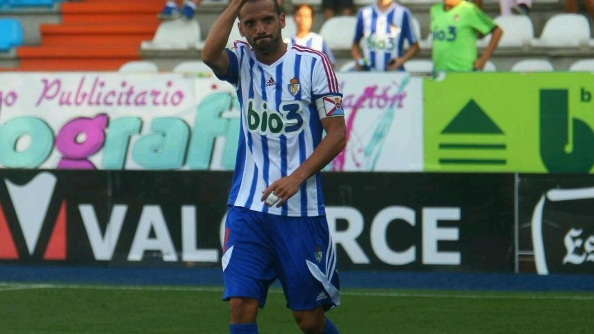 El 75% de los goles de la Ponferradina tienen la firma de Yuri