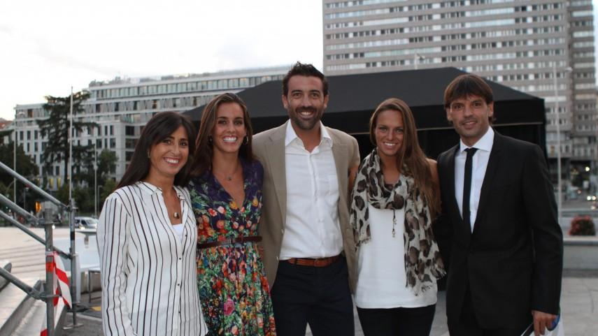 Morientes, embajador de la Liga BBVA, invitado a la I Semana Europea del Deporte