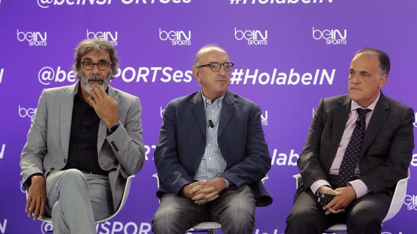 """Javier Tebas: """"En las últimas temporadas hemos demostrado que somos la mejor liga del mundo"""""""