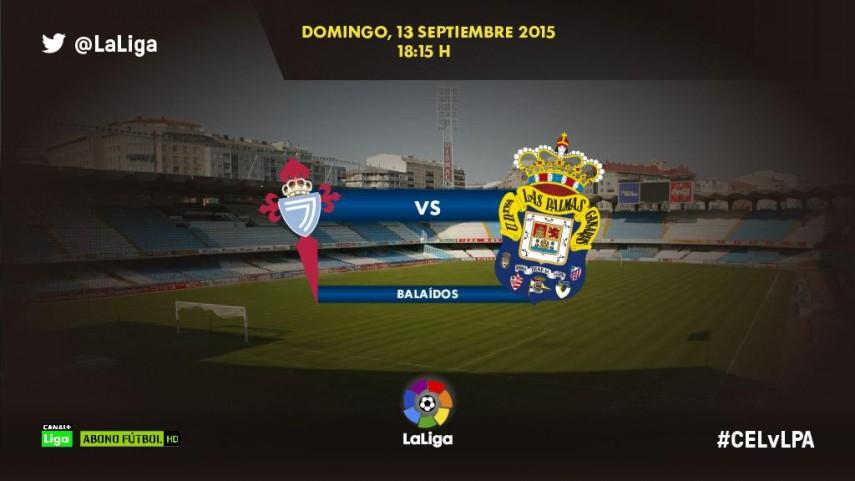 Las Palmas busca su primera victoria en la Liga BBVA