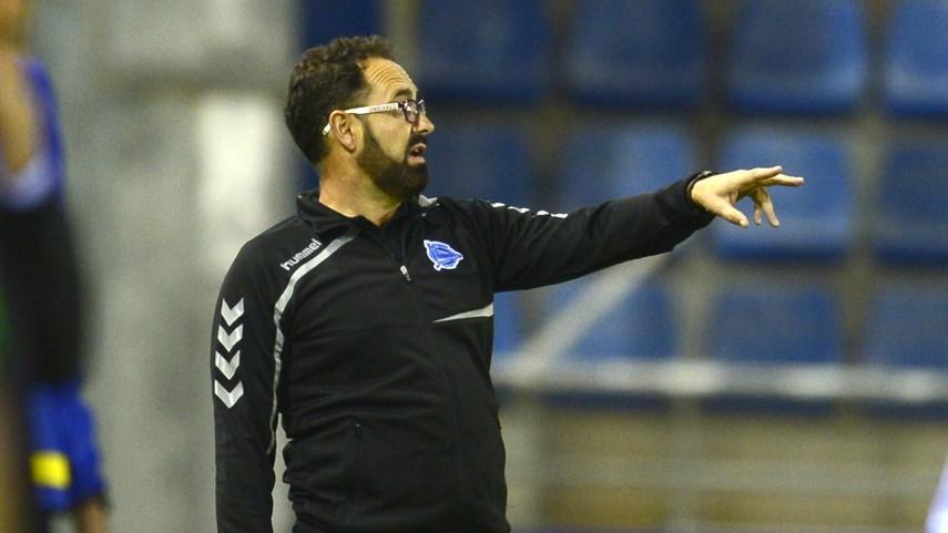 José Bordalás deja de ser entrenador del Alavés