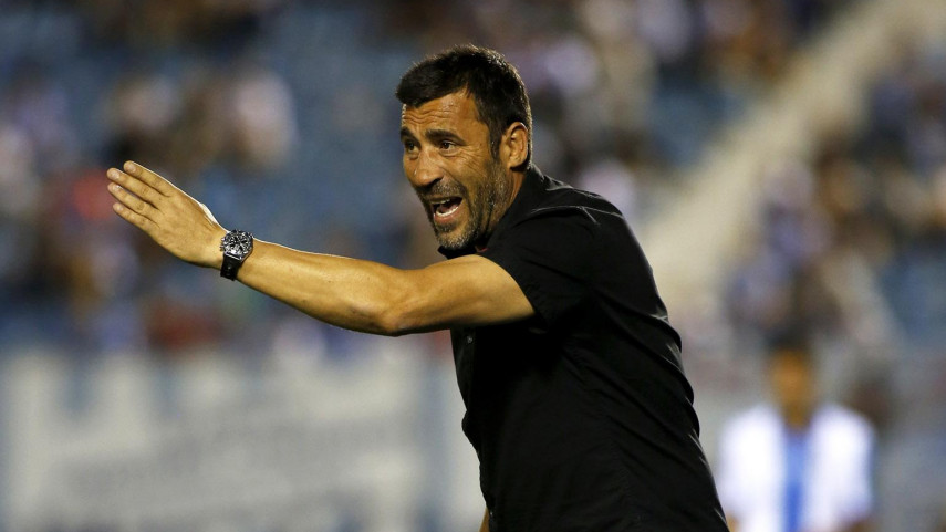 Raúl Agné ocupará el banquillo del Real Zaragoza.