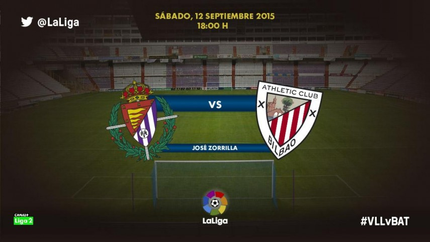 El Valladolid busca afianzarse en casa ante el Bilbao Athletic